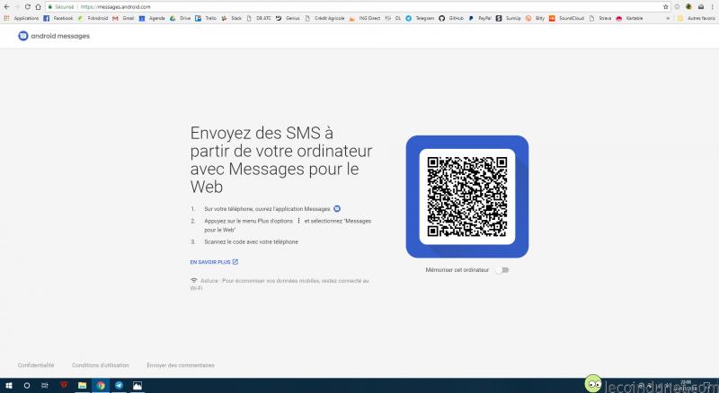 Google Chrome - QR Code