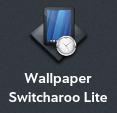 Wallpaper icone