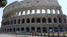 Visiter Rome : le Colisé