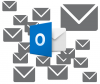 Outlook - Mails en double